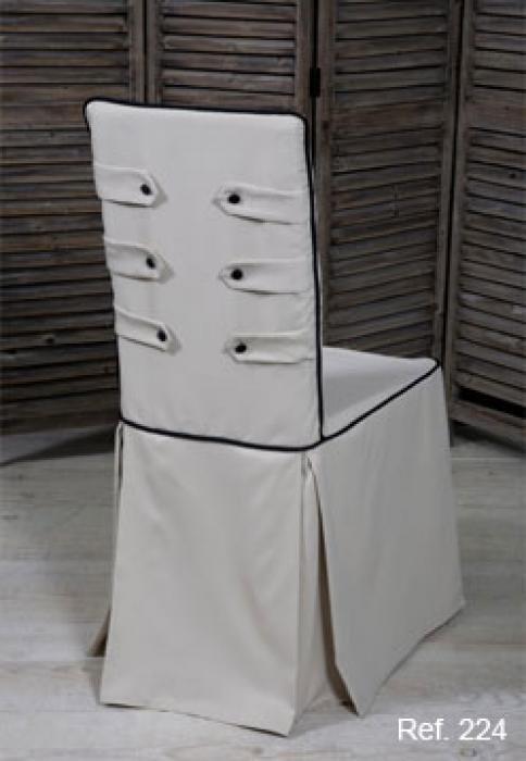 Фото из объявления - Елена: Чехлы на стулья продажа-куплю или услуги